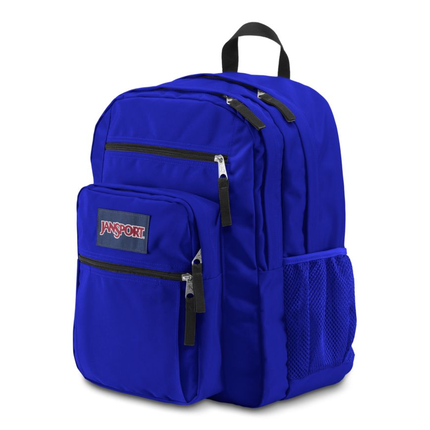 BIG STUDENT BACKPACK (REGAL BLUE)