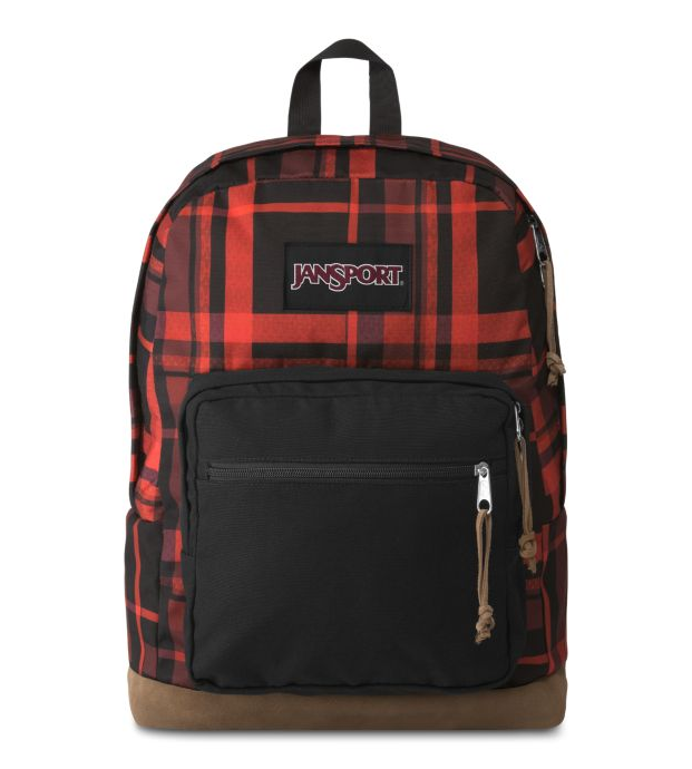 RIGHT PACK EXPRESSIONS (RED DIAMOND PLAID)