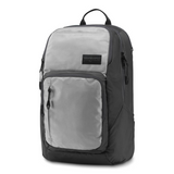Broadband Laptop Backpack (Silver Metallic Weave)