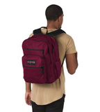 BIG CAMPUS BACKPACK (RUSSET RED)