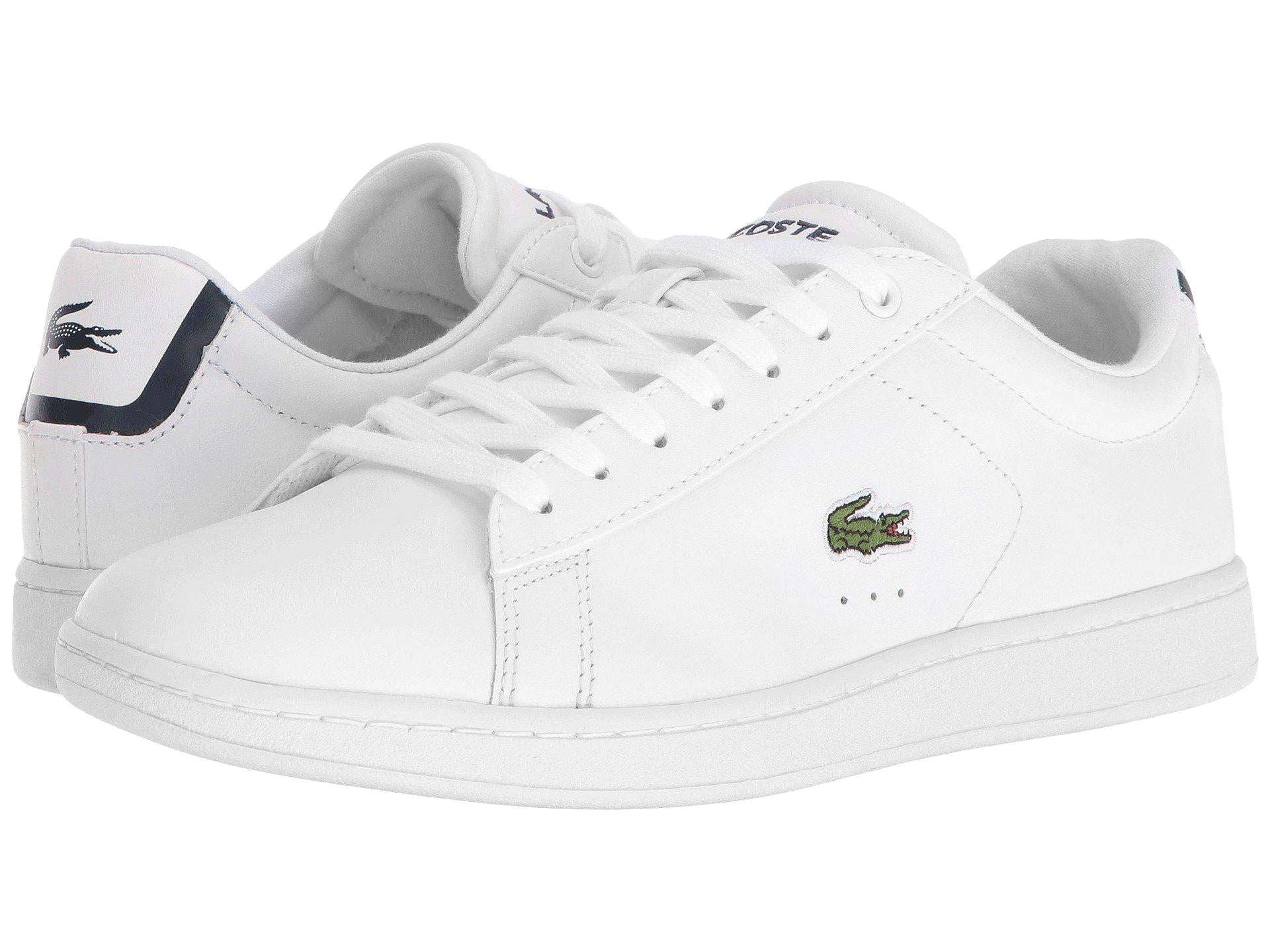 Men's Carnaby Evo BL Leather Sneakers (White)