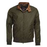 Lightweight Royston Wax Jacket (Dark Olive)
