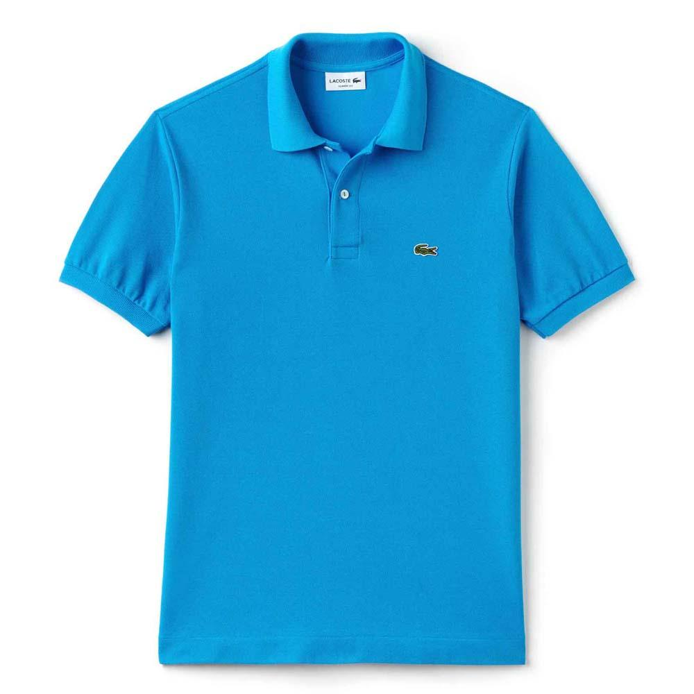 Men's Classic Piqué L.12.12 Polo Shirt LOIRE BLUE