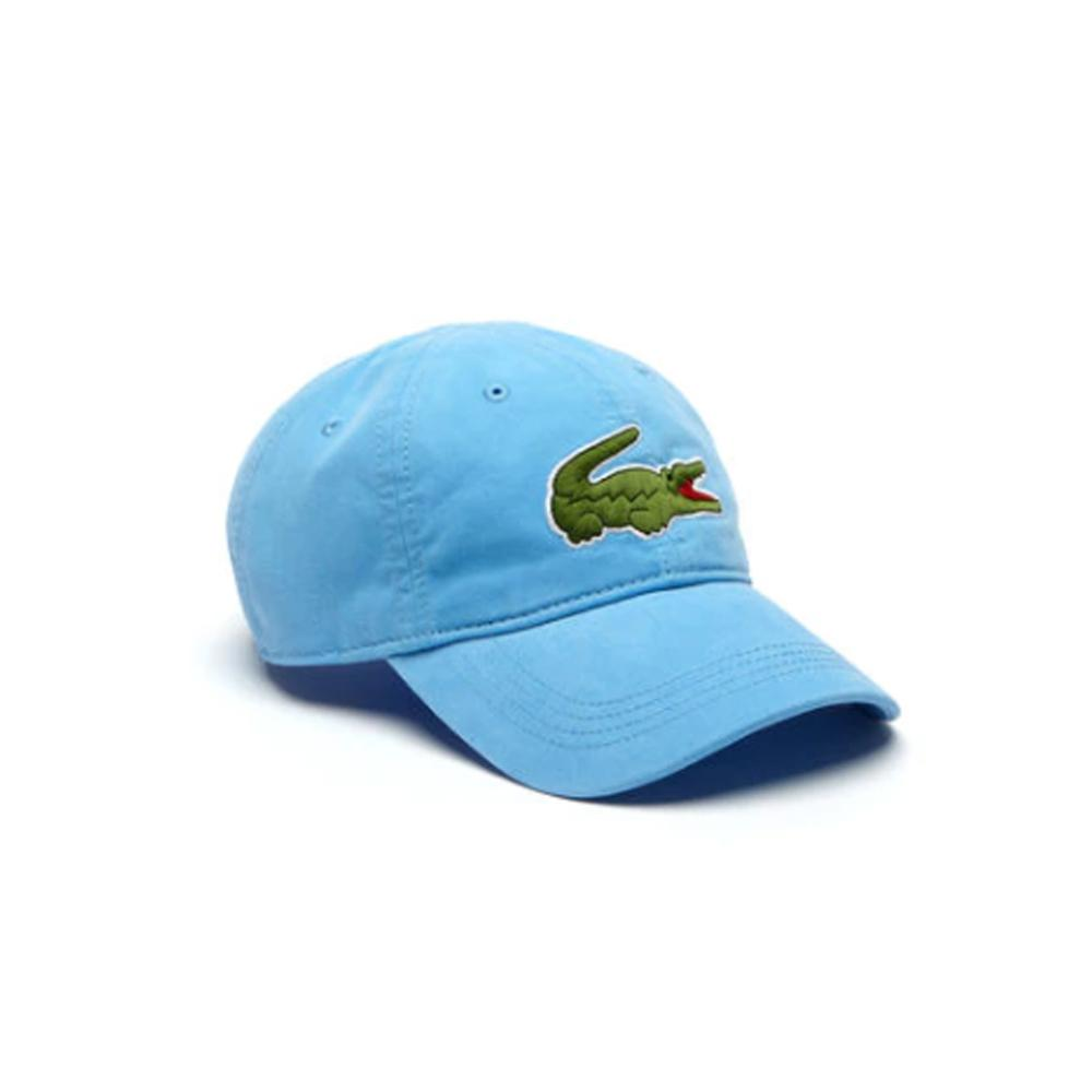 Men's Big Croc Gabardine Cap OCEAN BLUE