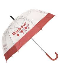 Raindrop Umbrella Red