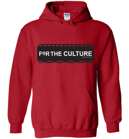 For The Culture Outerwear