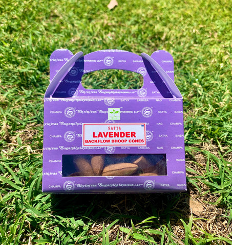 Lavender Cones (Medium Box)