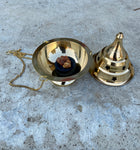 Brass Hanging Burner