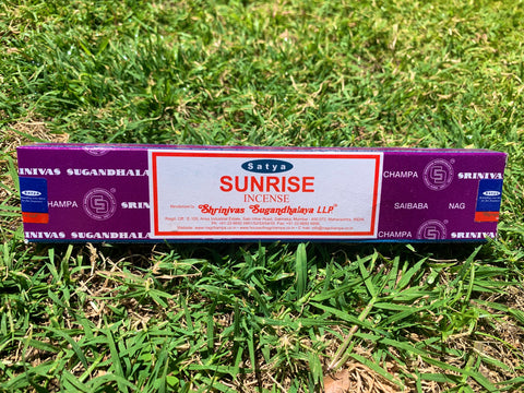 Sunrise Incense