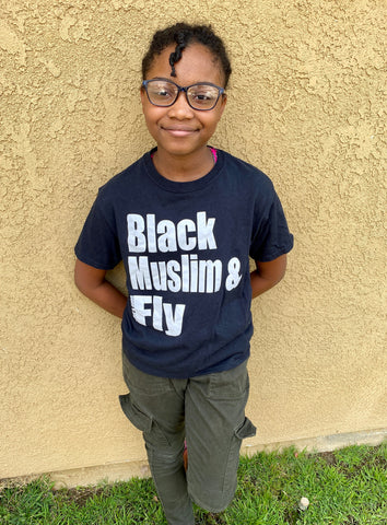 Black Muslim & Fly (Clearance)