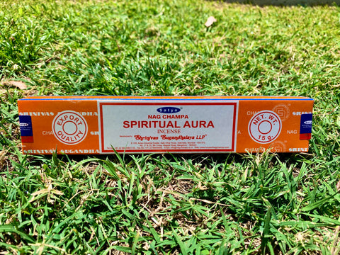 Spiritual Aura Incense
