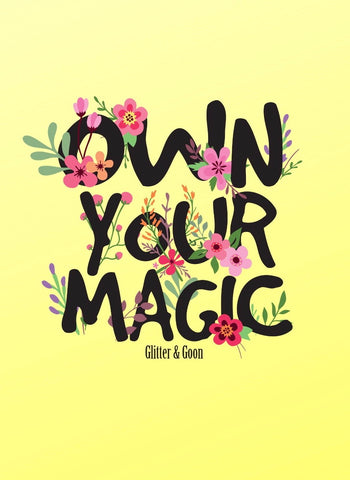 Own Your Magic Journal