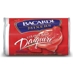 Bacardi Mixer Strawberry Daiquiri 250ml