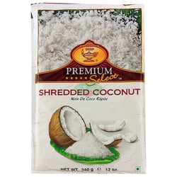 340G Deep Premium Select - Shredded Coconut Fronzen
