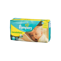 Pampers Swaddlers Diapers Size 1 (35 Pack)