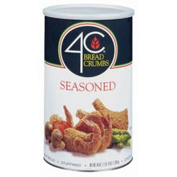 4C Seasoned Bread Crumbs 425G