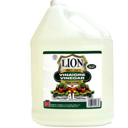 Lion Pure White Vinegar 4L