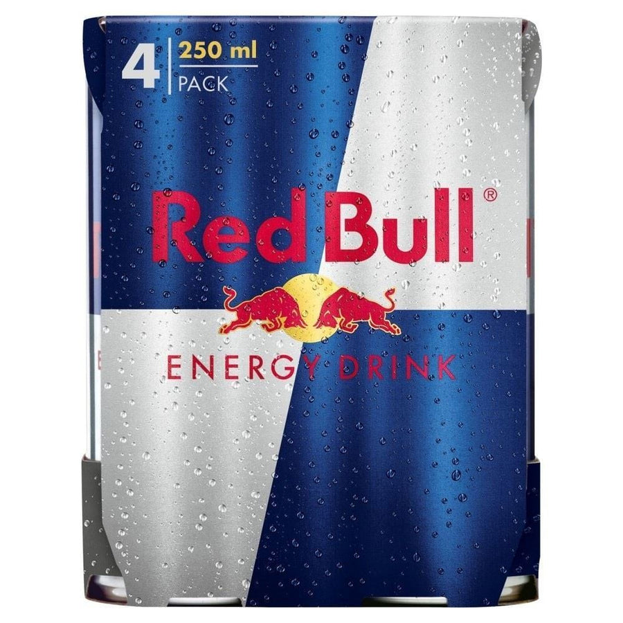 Red Bull Original 4x250ml