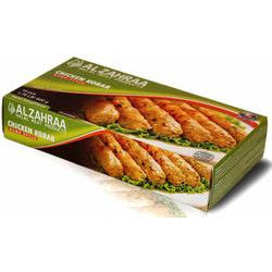 ALZAHRAA Halal Meat Chicken Kobab (16 Pcs) (Frozen) 800G