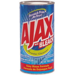 Ajax Bleach Cleaning Powder Blue 396g