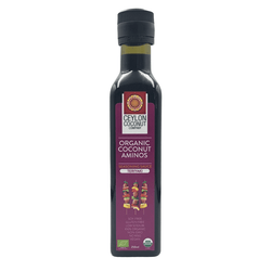 Organic Coconut Seasoning Sauce 250ml - Teriyaki