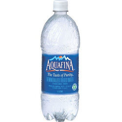 Aquafina Demineralized Treated Water, (15x1L)