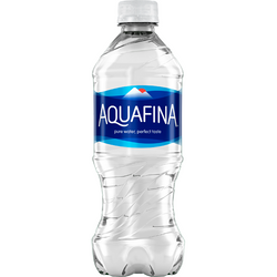 Aquafina Demineralized Treated Water, (24x591ML)