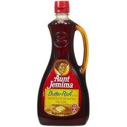 Aunt Jemima Butter Syrup 750ML