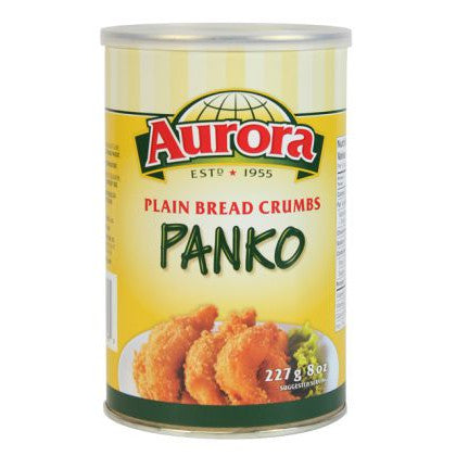 Aurora Plain Bread Crumbs Panko 227G