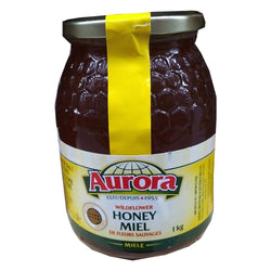 Aurora Wildflower Honey, 1KG