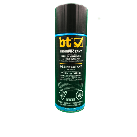 BT Disinfectant 325G