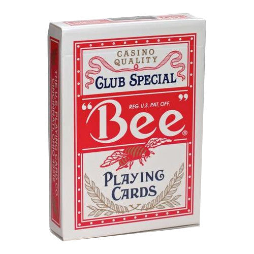 Bee Playing Cards - Club Special