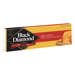 Black Diamond Old Cheddar Cheese, 450G
