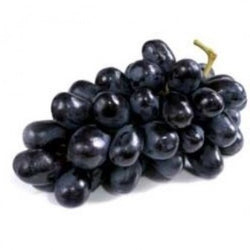 Black Seedless Grapes, (1lbs)