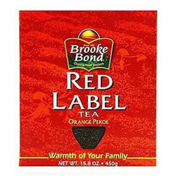 Brooke Bond Red Label Loose Tea 450G