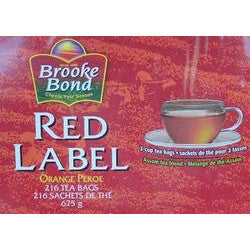 Brooke Bondd Red Label Loose Tea 675G