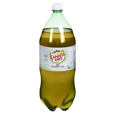 Canada Dry®Diet Ginger Ale 2L
