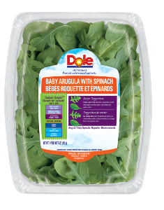 Baby Arugula with Spinach 142g