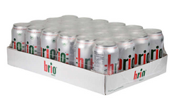 Brio Italian Soda Drink 24x355ML