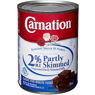 Carnation 2% MF Evaporated Milk  354ml