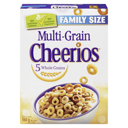 Cheerios Multi-Grain 560G