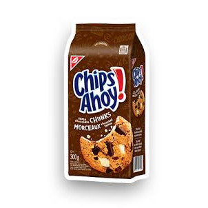 Christie Chips Ahoy Chunks Chocolate Cookies 300G