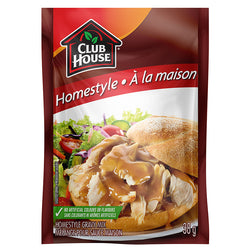 Club House Homestyle Gravy Mix 38G