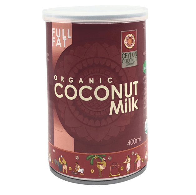 Organic Coconut Milk 17% M.F. 400ML