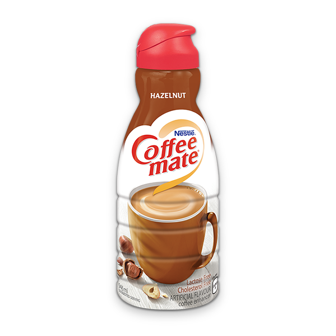 Coffee Mate Hazelnut Coffee Whitener, 946ml