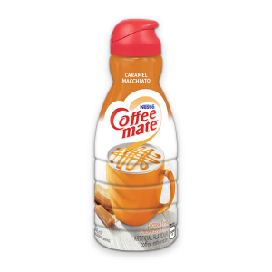 Coffee Mate Caramel Macchiato Coffee Whitner, 946ml