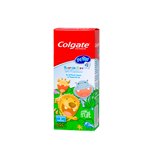 Colgate My First Fluoride-Free Toothpaste 40ML