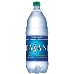 Dasani Remineralized Water, (12x1.5L)