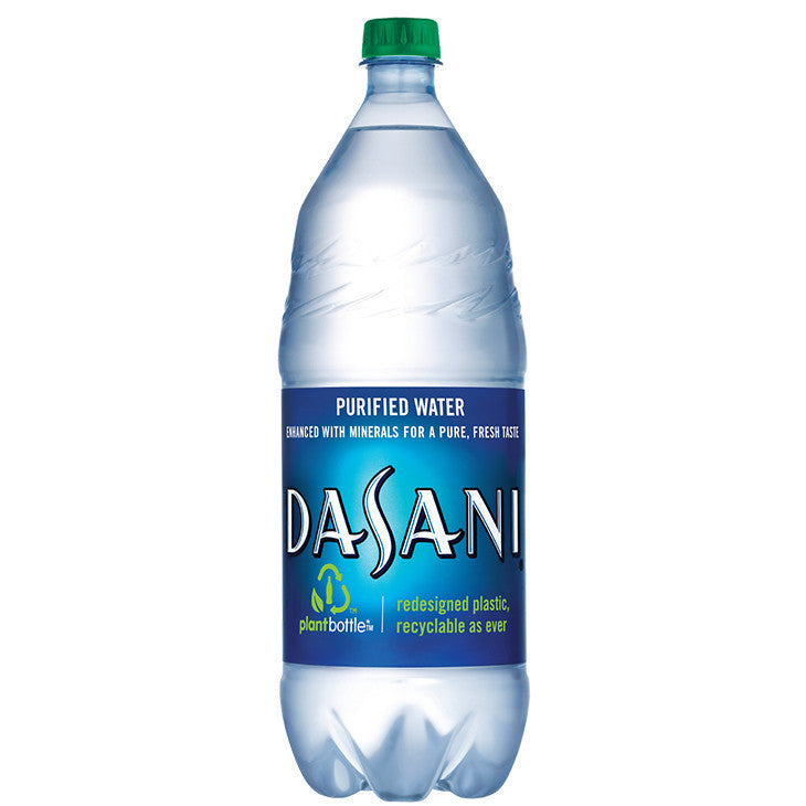 Dasani Remineralized Water (12x1L)