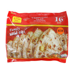 Deep Family Value Pack Tandoori Naan, 1.36KG